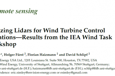 optimizing-lidars-for-wind-turbine-control-applications-results-from-the-iea-wind-task-32-workshop